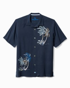 Breezy Palms Camp Shirt