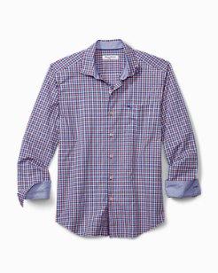 Newport Coast Pania Gingham IslandZone® Shirt