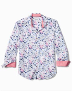 Newport Coast Amiri Fronds IslandZone® Shirt