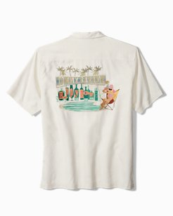 Swizzle Sizzle Camp Shirt