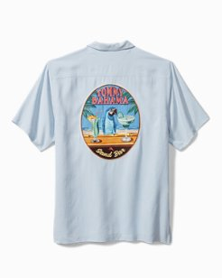 Sand Bar Camp Shirt