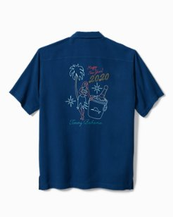 New Year 2020 Camp Shirt