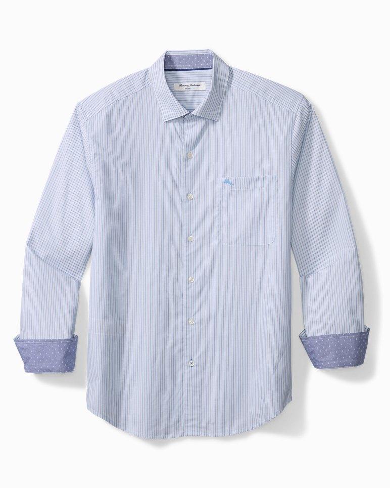 Main Image for Newport Coast Porcari Stripe IslandZone® Shirt
