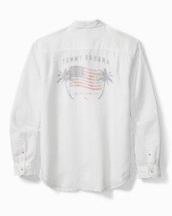 Paradise America Breezer Linen Shirt