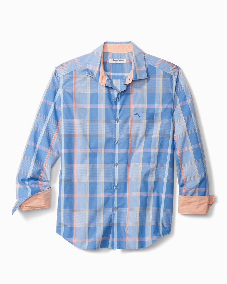 Main Image for Newport Coast Alterra Plaid IslandZone® Shirt