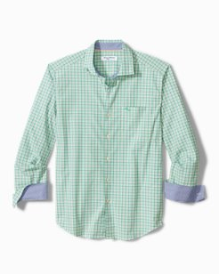 Newport Coast Vista Check IslandZone® Shirt