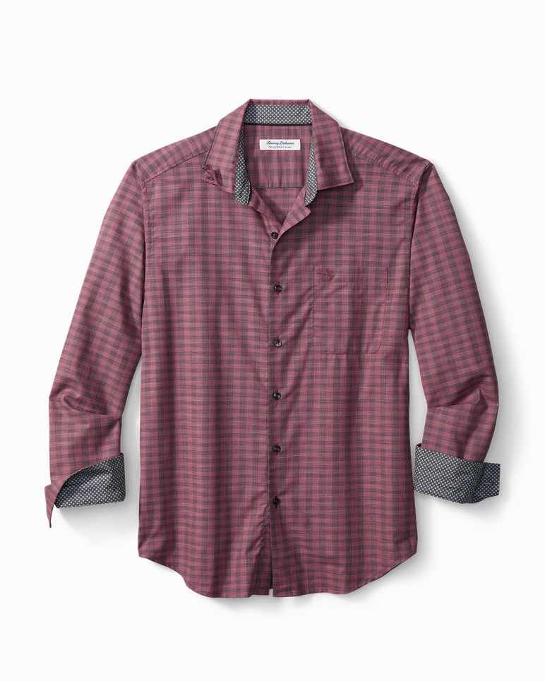 Main Image for Newport Coast Cimarron Check IslandZone® Shirt