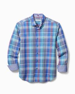 Chuckwalla Check Stretch-Cotton Shirt