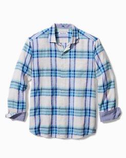 Vista Del Plaid Shirt