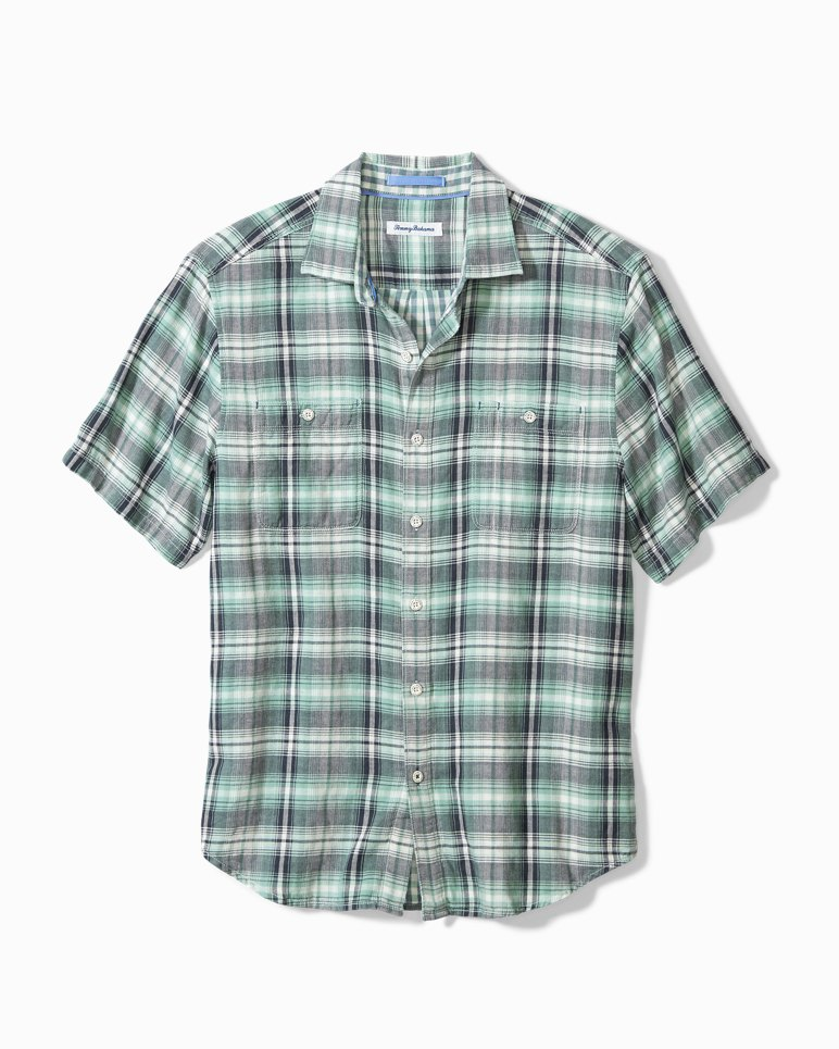 Main Image for Desert Duo Plaid Camp Shirt