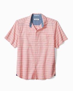 Desert Breeze Stripe Camp Shirt