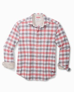 Canyon Beach Plaid Shirt