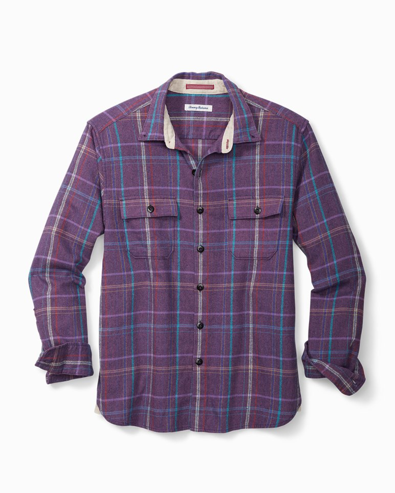 Main Image for Baby Its Cold Outside Flannel Shirt