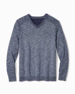 Gran Rey Reversible V-Neck Sweater