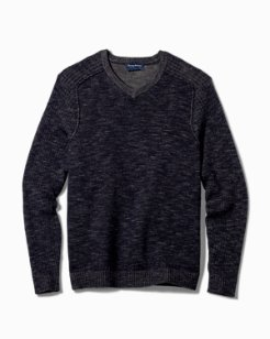 Gran Rey Reversible V-Neck Sweater
