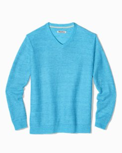 Lin Maya V-Neck Sweater
