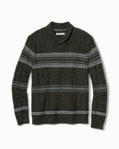 Palo Verde Shawl Sweater