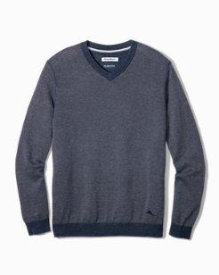 Island Fairway Birdseye IslandZone® Sweater