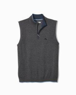 Island Fairway IslandZone® Half-Zip Vest