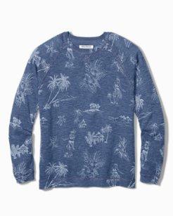 Hula Hut Sweater