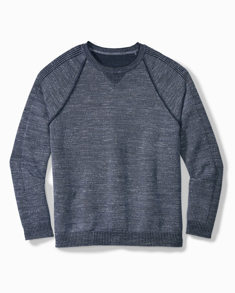 Main Image for Di Sabbia Flip Reversible Sweater