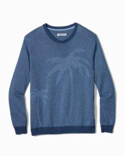 Palma Stripe Crewneck Sweater