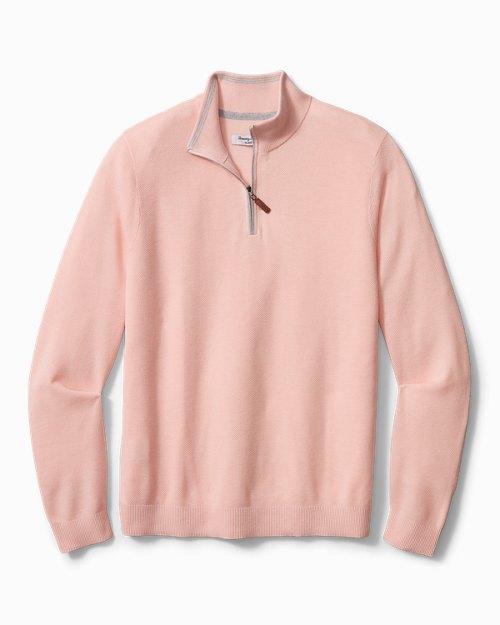 Coolside IslandZone® Half-Zip Sweater