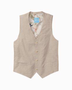 Mai Tai the Knot Irish Linen Vest