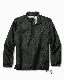 Vero Fronds Popover Jacket