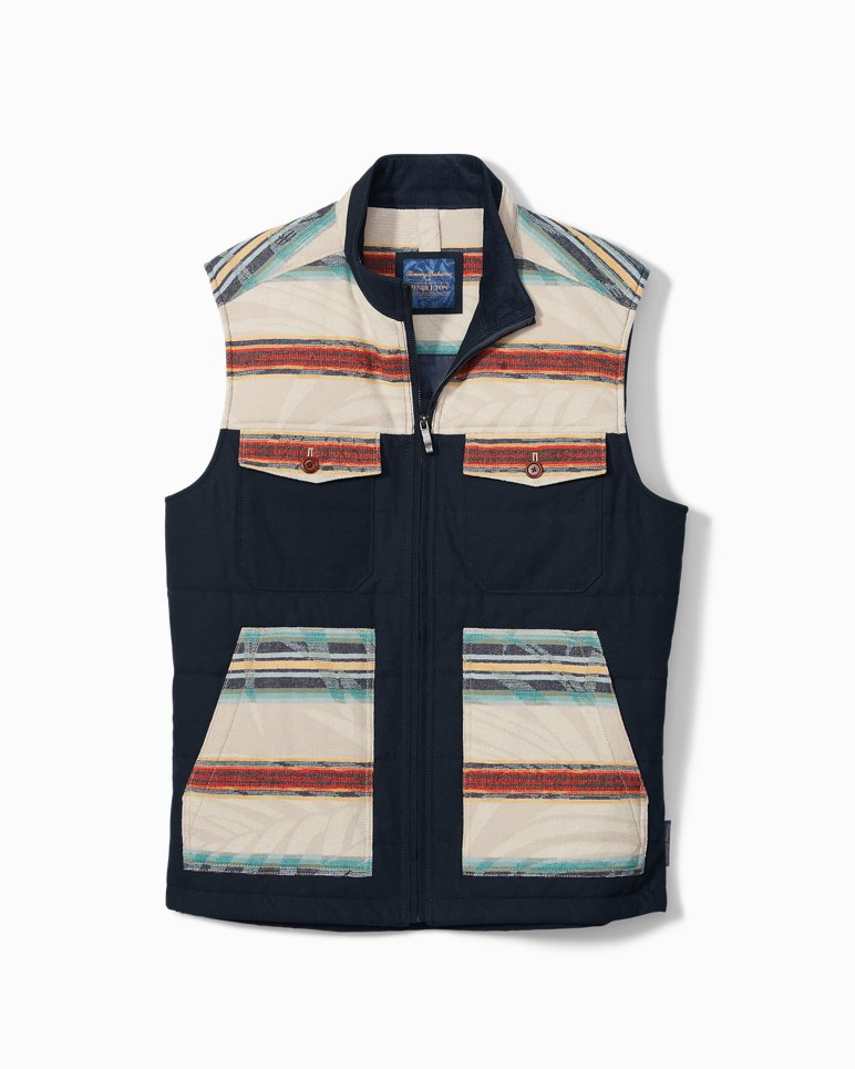 Main Image for Tommy Bahama & Pendleton® Island Serape Stripe Vest