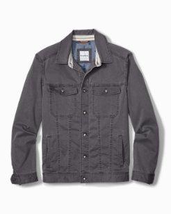 Boracay Trucker Jacket