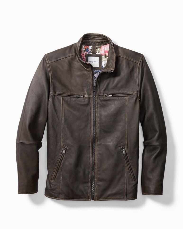 Main Image for Rocker Highway Leather Jacket