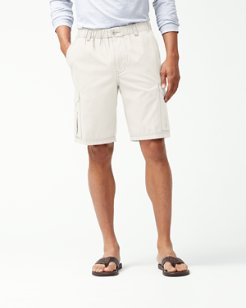 Island Survivalist 10-Inch Cargo Shorts