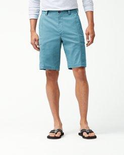 Key Isles 10-Inch Cargo Shorts