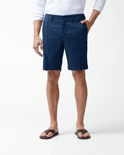 Sand Par Geo 10-Inch Shorts