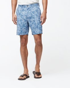 Florida Sands Stripe 10-Inch Shorts