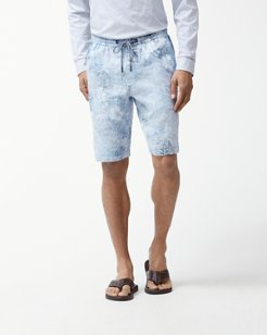 Tidal Palms 10-Inch Pull On Shorts