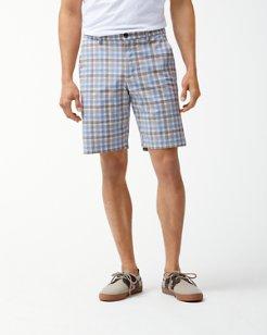 Chaser Check 8-Inch Shorts