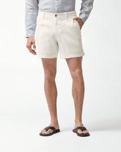 Beach Linen 6-Inch Shorts