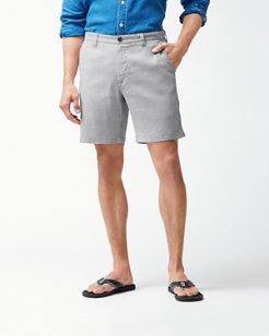 Beach Linen 8-Inch Shorts