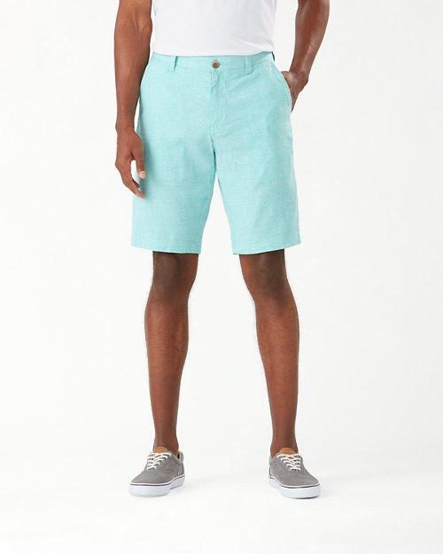 Beach Linen 12-Inch Shorts
