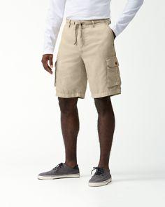 3e4a11c508 Soleil Beach 10-Inch Cargo Shorts