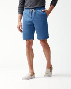 Lightweight Boracay Pull-On Shorts