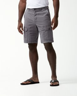 Riptide Ripstop 10-Inch Cargo Shorts