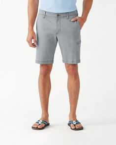 8c7cef6ed86 Boracay 10-Inch Cargo Shorts