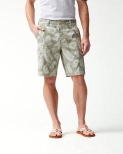 Tonga Fronds 10-Inch Shorts