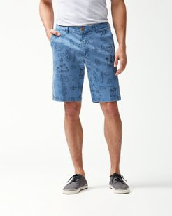 Tahiti Treasure 10-Inch Shorts