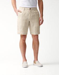 Sand Dune Stripe 10-Inch Shorts