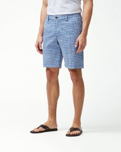 Marina Check 10-Inch Shorts