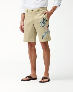Tahitian Tweets 10-Inch Shorts